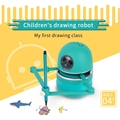 Rc Automatic Painting Learning Art Training Machine Intelligent Paint Robot Multiple Themes Pictures Drawing Robots Toy Gifts preview-1