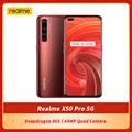 Original Realme X50 Pro 5G SmartPhone 6.44 inch 12GB 256GB Snapdragon 865 5G Octa Core Android 10 SA/NSA 5G CallPhone preview-1