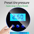 Digital Tire Inflator DC 12 Volt Car Portable Air Compressor Pump 150 PSI Car Air Compressor for Auto Car Motorcycles Bicycles preview-6