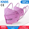 Pink 30PCS
