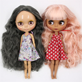 ICY DBS Blyth doll 1/6 bjd toy natural skin shiny face short hair white skin tan skin joint body 30cm girls gift anime girls preview-3