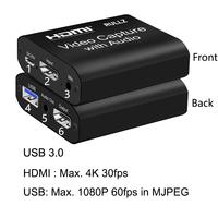 USB 3.0 Audio Black