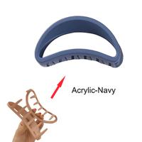 Acrylic-Navy