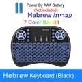 Hebrew Backlit