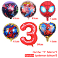 6pc Balloons 2