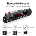 Mini Car MP5 Player Decoder Module USB TF MP3 WAV Lossless Decoding Diy Kit Electronic Video Audio output decoder Board preview-3