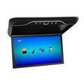 19 Inch Car Roof Mounted Overhead Flip Down MP4 MP5 Video Player HD LED Monitor With USB/TF/HDMI/AV Input/Audio output For Car preview-2