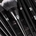 10Pcs Makeup Brushes Set Cosmetic Foundation Powder Blush Eye Shadow Blending Concealer Beauty Kit Make Up Brush Tool Maquiagem preview-3