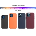 Original Official Liquid Case For iPhone 11 12 13 Pro X XR XS SE 2020 Case For iPhone 12 Pro Max 7 8 Plus Full Coque Capa Cover preview-3