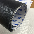Self Adhesion Litchi Faux Synthetic Leather Patches Big Size Multicolor PU Sofa Hole Repair Car Sticker Decoration Waterproof preview-2