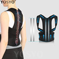 Posture Corrector for Men and Women Back Posture Brace Clavicle Support Stop Slouching and Hunching Adjustable Back Trainer preview-1
