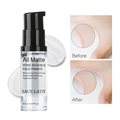 Invisible Face Pores Hydrating Makeup Base Face Primer Gel Pore Light Primer Oil-Free Make Up Matte Looks Cosmetic Long Last preview-4