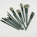 Makeup Brushes 13pcs Foundation Powder Blush Eyeshadow Concealer Lip Eye Make Up Brush With Bag Cosmetics Beauty Tool preview-3
