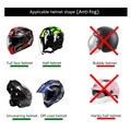 Universal Motorcycle Helmet Optional Clear Rainproof Film Anti Rain Clear Anti-Fog Patch Screen for K3 K4 AX8 LS2 HJC MT Helmets preview-5