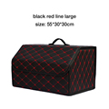 Multipurpose Collapsible Car Trunk Storage Organizer With Lid Portable Car Storage Bag Car Trunk Organizer preview-4