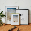 Aluminum Photo Frame For Wall Hanging With Plexiglass Metal Picture Frame For Pictures Poster Frame Classic Certificate Frame preview-2