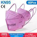 Pink 60PCS