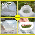 Transparent Folding Water Bag Evacuation Disaster Prevention Goods Water Tank Bag Portable Large Capacity Camp Cooking Supplies preview-3