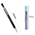 1 PC Creative Candy Color Mechanical Pencil 2.0mm Kawaii Pencils For Writing Kids Girls Gift School Supplies Korean Stationery preview-5
