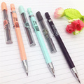 1 PC Creative Candy Color Mechanical Pencil 2.0mm Kawaii Pencils For Writing Kids Girls Gift School Supplies Korean Stationery preview-1