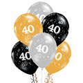 1set 10inch CHEERS BEERS To 21 30 40 50 Year Latex Balloon Birthday Party Celebration Bachelor Party Balloons Supplies Globos preview-6