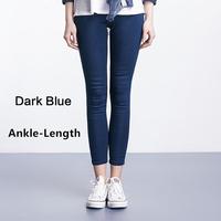 Dark bule Ankle