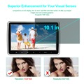 """10.1"""" 1024*600 Car Headrest with Monitor DVD Video Player Portable Car TV Monitor USB/SD/HDMI/IR/FM TFT LCD Touch Button Games preview-4"""