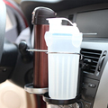 Car Outlet Water Cup Holder Foldable Drink Holder Air Conditioning Outlet Cup Holder Cup Holder Stand Bracket preview-3