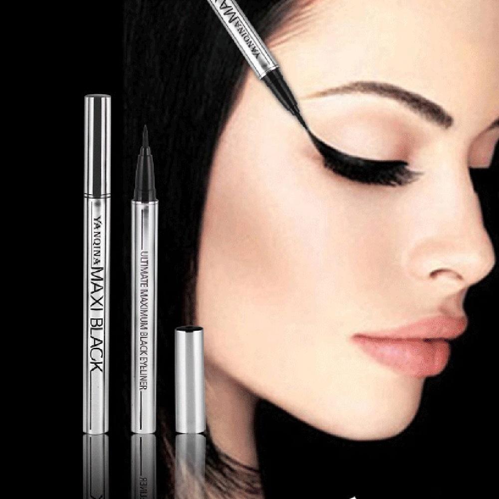 1PC Professional Ultimate Black Liquid Eyeliner Long-lasting Waterproof Quick-dry Eye Liner Marker Make-up For Women Beauty Tool