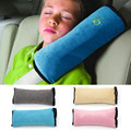 Baby Pillow Kid Car Pillows Auto Safety Seat Belt Shoulder Cushion Pad Harness Protection Support Pillow preview-1