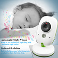 TakTark Wireless 2.0 inch Video Color Baby Monitor Security Camera Baby Nanny Intercom Night Vision Temperature Monitoring preview-2
