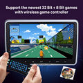 """Seicane 2pcs 10.1"""" Headrest Car DVD Player HD 1024*600 Monitor with Touch Button Mp3 Players USB SD HDMI Input 32 Bit Games preview-3"""