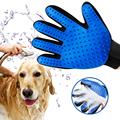 Silicone Pet brush Glove Deshedding Gentle Efficient Grooming Cat Glove Supplies Pet Glove Dog Accessories Supplies preview-1