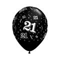 10pcs black 21