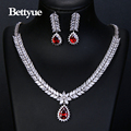 Bettyue Charming Fashion Elegance Cubic Zircon Multicolor Europe And America Style Wholesale Jewelry Sets Women Noble Ornament preview-2