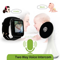 Wireless Video Watch Style Baby Monitor Portable shock vibration Baby Nanny Cry Alarm Camera Night Vision Temperature Monitoring preview-4