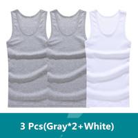 2 GRAY 1 WHITE