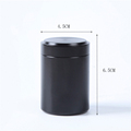 70ML 140ML Solid Color Airtight Smell Proof Container Aluminum Herb Stash Metal Sealed Can Tea Jar Storage Boxes preview-3