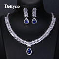 Bettyue Charming Fashion Elegance Cubic Zircon Multicolor Europe And America Style Wholesale Jewelry Sets Women Noble Ornament preview-3