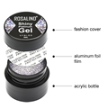 ROSALIND Gel Nail Polish Glitter Paint Hybrid Varnishes Shiny Top Base Coat For Nails Set Semi Permanent For Manicure Nail Art preview-5