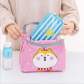 Faroot Portable Insulated Thermal Bento Cooler Bags Food Picnic Lunch Bag Box Cartoon Bags Pouch For Women Girl Kids Children preview-6
