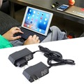 Universal Black IC Power Adapter AC Charger DC 5V 2A / 2000mA 2.5mm EU/US Plug for Android Tablet Laptop preview-2