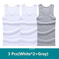 2 WHITE 1 GRAY