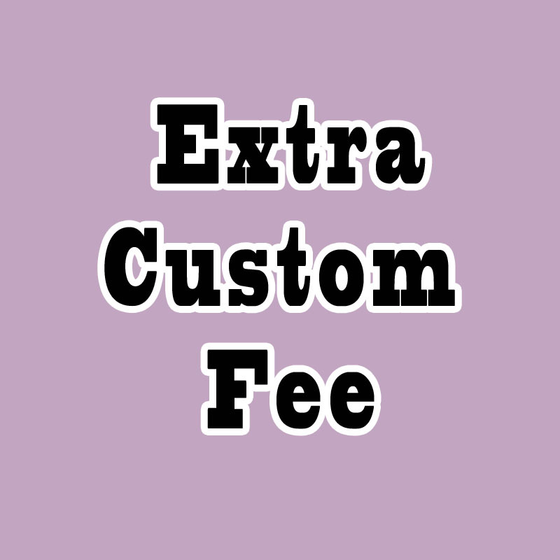 This Link is created for Shipping Cost, Customize Products, and Other Special requests