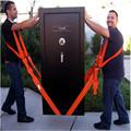 New Useful Lifting Moving Strap Furniture Transport Belt In Shoulder Straps Team Straps Mover Easier Conveying Storage Orange preview-1