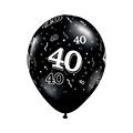 10pcs black 40