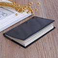 1Pc x Mini Business Notebook Mini Pocket Notebook Portable Journal Diary Book PU Leather Cover Note Pads New preview-5
