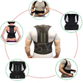 Posture Corrector for Men and Women Back Posture Brace Clavicle Support Stop Slouching and Hunching Adjustable Back Trainer preview-5