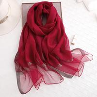 15 Red silk