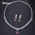 Bettyue Charming Fashion Elegance Cubic Zircon Multicolor Europe And America Style Wholesale Jewelry Sets Women Noble Ornament preview-5